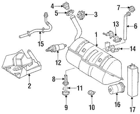 S320 Fuel Filter