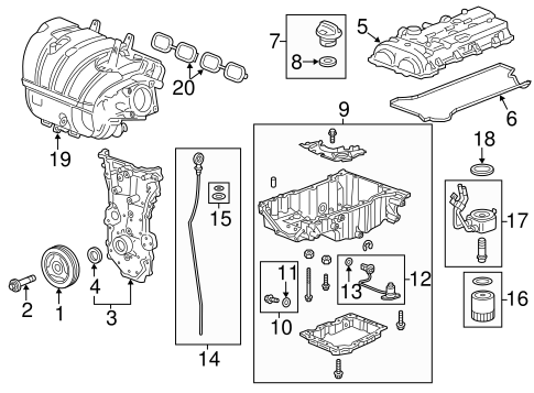 2007 Cadillac Dts Engine Diagram