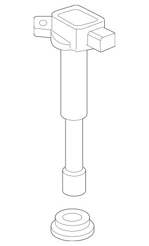 2009-2014 Acura Coil Assembly, Plug Hole 30520-RL5-A01