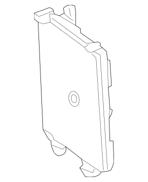 2011 Acura TSX SEDAN Control Module, Engine (Rewritable