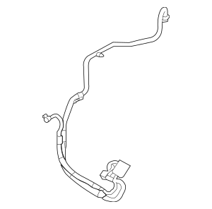 Buy this genuine OEM 2005-2007 Ford AC Line 6L8Z-19D850-AB