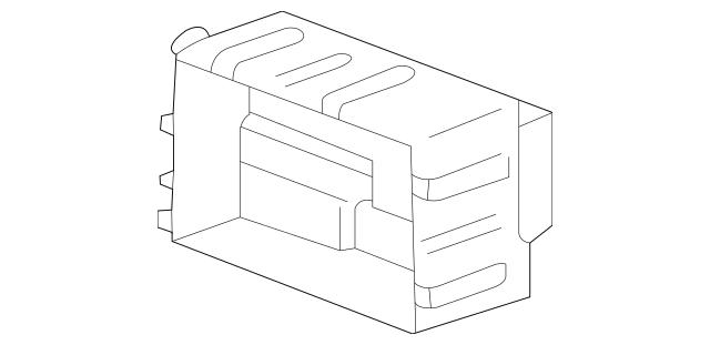 OEM GM Fuse & Relay Junction Box 00-05 Impala 95-05 Monte