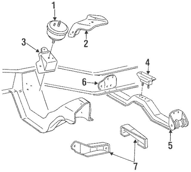 1994 Ford Ranger 23 Engine Diagram