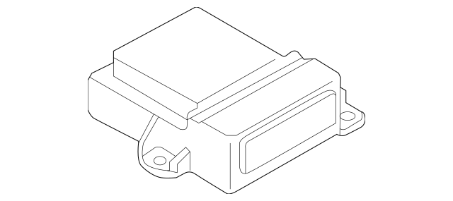 2013-2015 Mazda CX-5 Sdm Module KD35-57-K30D