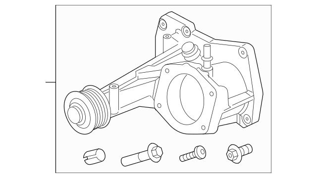 Genuine OEM Repair Kit Part# LR088513 Fits 2013-2017 Land
