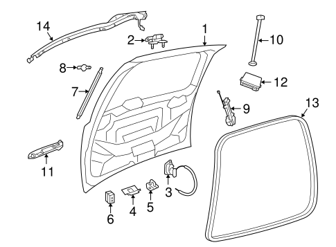Dodge Grand Caravan 3 3l Engine Parts Diagram Dodge V6