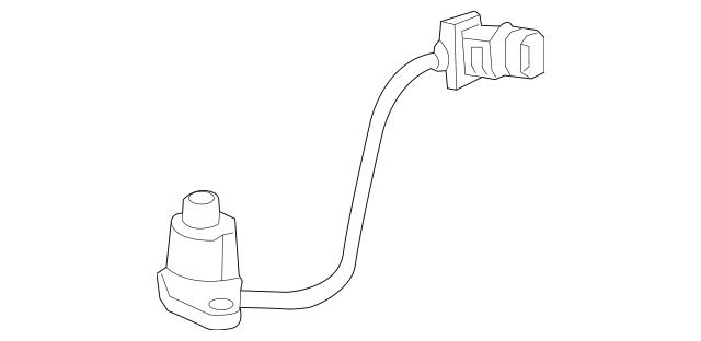 2014-2015 Chevrolet Cruze Oil Level Sensor 55575097