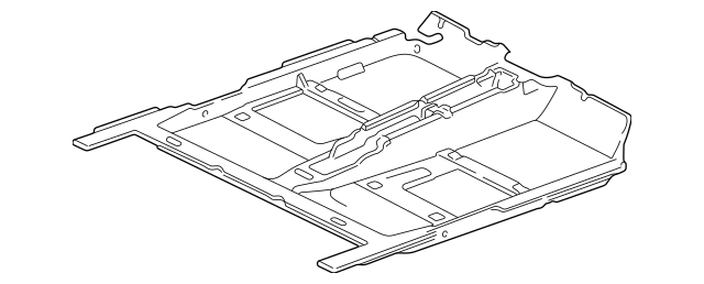 1999-2003 Acura RL SEDAN Floor Mat *NH167L* (Graphite
