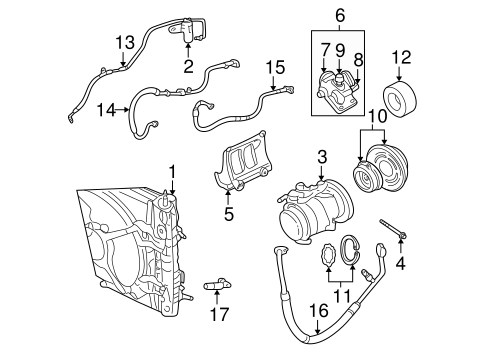 2002 Dodge Intrepid Suspension Diagram