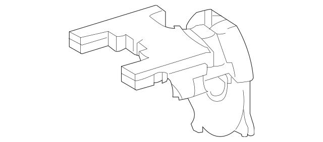 Genuine Mercedes-Benz Steering Sensor Assembly 211-545-01
