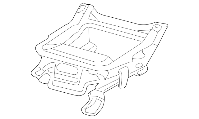 Seat Track for 2008 Ford Explorer|6L2Z-7861711-ER : Quirk