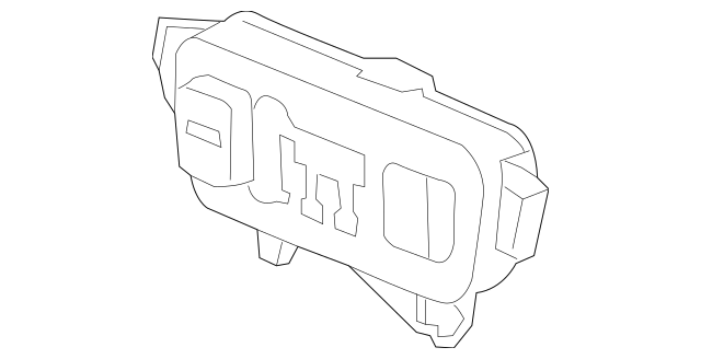 2014-2017 Acura MDX 5-DOOR Adapter Assembly, USB 39113-TZ5