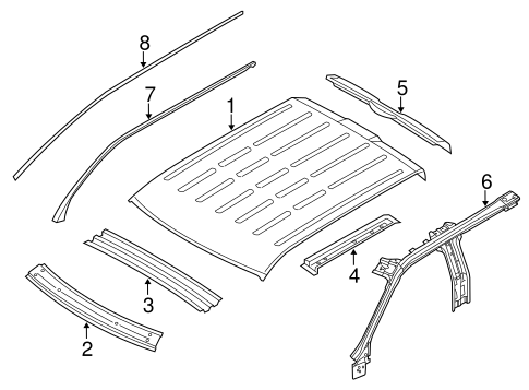 Ford F150 Roof Rack 1997 F150 Roof Rack Wiring Diagram