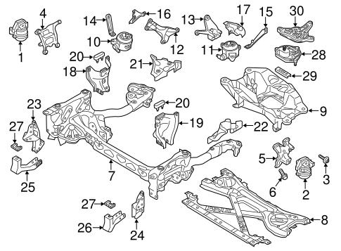 97 chrysler cirrus engine diagram