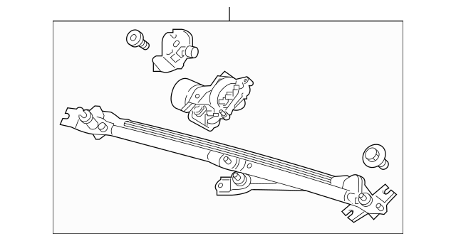 Motor & Linkage (When ordering 84039192 must also order