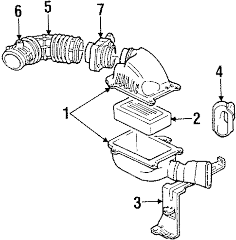 Gm Mass Air Flow Sensor Wiring