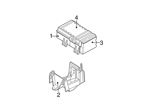 Electrical Components for 2005 Dodge Grand Caravan