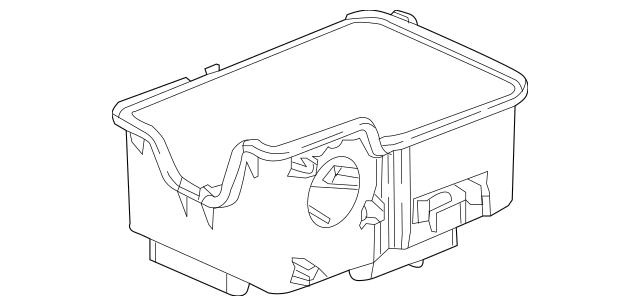 Discount Genuine OEM Honda Box Assembly 31523-THR-A01