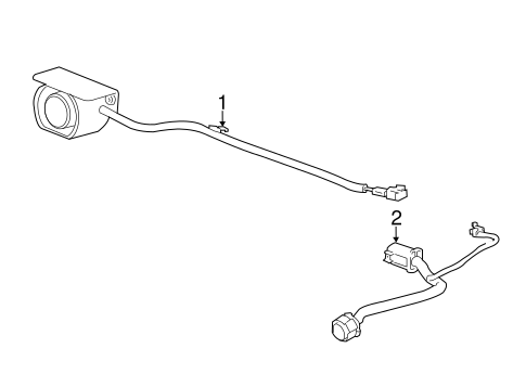 Electrical Components for 2014 Chevrolet Silverado 1500