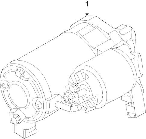 2000 Mitsubishi Mirage Alternator Wiring Diagram
