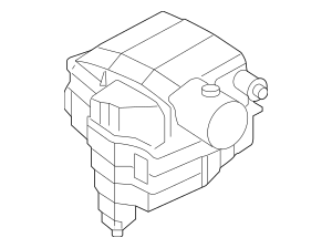 Land-Rover Air Cleaner Assembly (PHB500054) For Sale