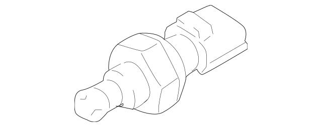 2003-2015 Mazda Engine Coolant Temp Sensor L35G-18-840