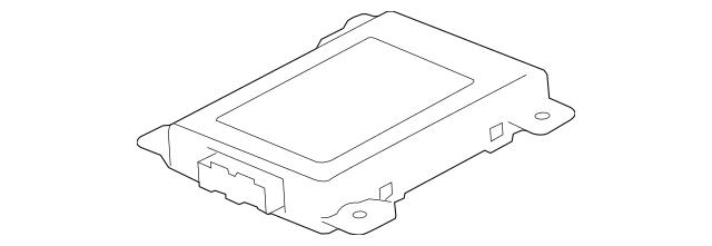 Genuine OEM Module Part# 8785A028 Fits 2007-2010