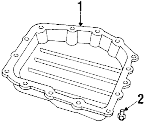 Ford Contour Radiator Diagram. Ford. Wiring Diagram Images