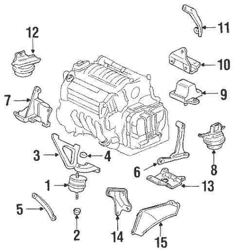 2001 Olds Aurora 3 5 Engine Diagram : Fuse Box Location