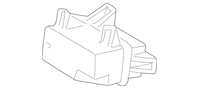 01-10 Chrysler PT Cruiser SPEED CRUISE CONTROL VACUUM