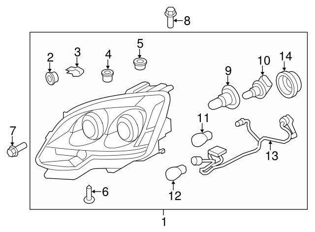 2012 GMC ACADIA TAIL LIGHT WIRING DIAGRAM - Auto Electrical ... Oldsmobile Trailer Wiring Diagram on