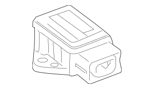 2010-2017 Land Rover Yaw Rate Sensor LR011785