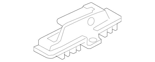 2007-2015 Mazda CX-9 Release Lever TD11-56-860-02