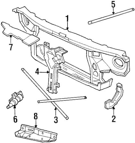 Service manual [1999 Cadillac Eldorado How To Recalibrate