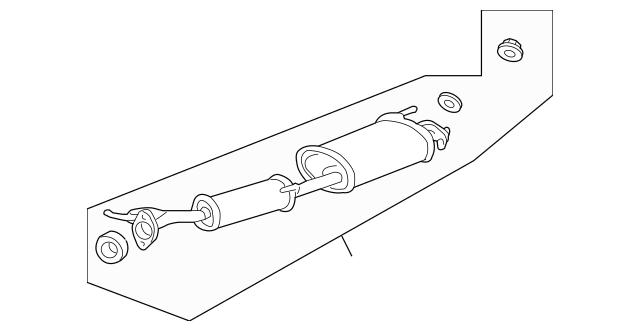Discount Genuine OEM 2003-2006 Honda ELEMENT 5-DOOR