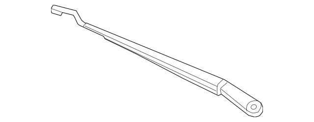 2015-2017 Honda FIT 5-DOOR Arm, Windshield Wiper