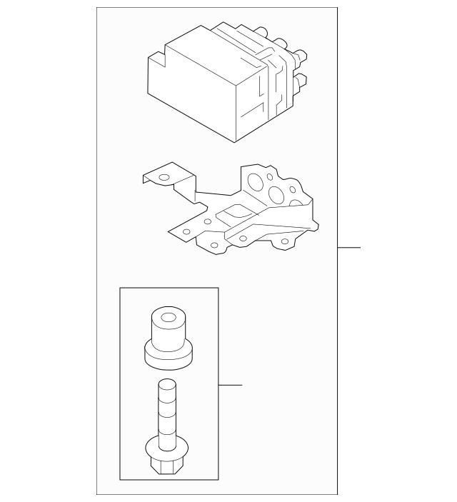 2011-2018 Porsche Cayenne Control Module 958-358-903-00