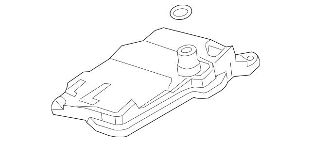 2001-2011 Honda Strainer, Transmission (Atf) 25420-PHT-003
