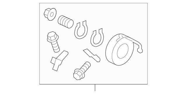 Genuine 2012-2015 Honda Coil Set, Field 38924-RX0-A01