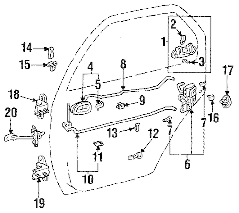 Parts Online: Toyota Parts Online Vin Number