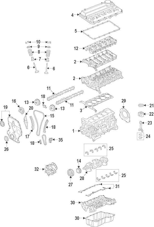 Buy this genuine OEM 2015-2019 Ford Timing Cover BK3Z-6019