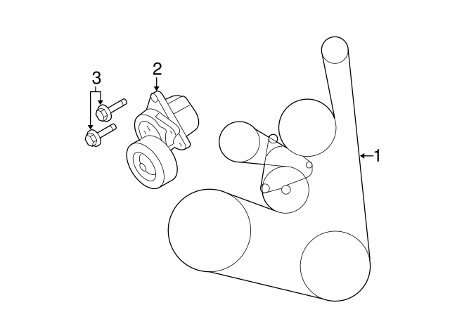 Nissan Rogue Serpentine Belt ~ Perfect Nissan