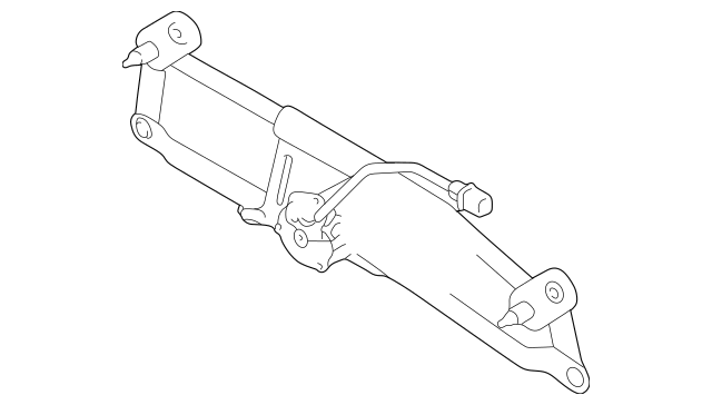 Genuine OEM Linkage Assembly Part# 98120-2D000 Fits 2001
