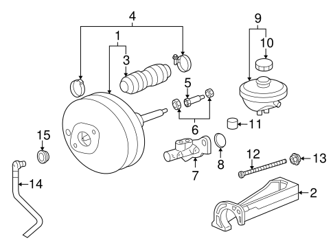 Hydraulic System for 2006 Porsche Boxster