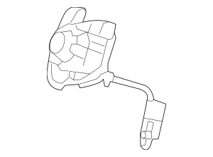 Discount Genuine OEM Honda Switch Assembly, L Paddle Shift