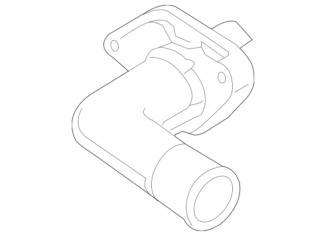 2009-2019 Nissan Murano Maxima Thermostat Unit OEM NEW