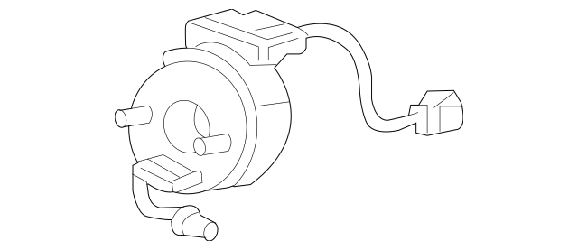 2006 Honda ELEMENT 5-DOOR Reel Assembly, Cable (Furukawa