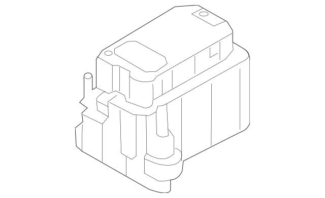 2011-2015 Hyundai Sonata Power Relay 37514-4R000