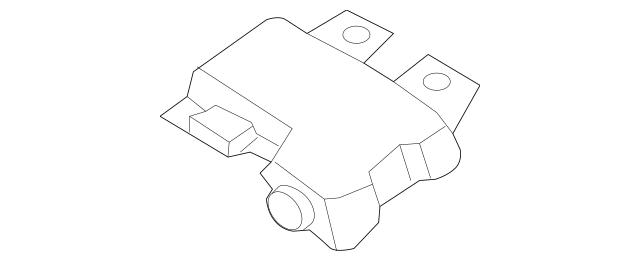 2011-2013 Hyundai Equus Control Module 95890-3N950