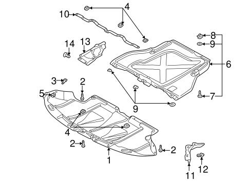 Audi A8 Fuse Box Layout 1998
